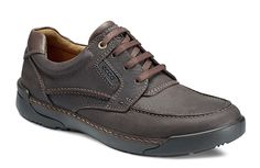 Ecco Dason Mens Apron Front Lace Up Casual Shoe 523004-56700 - Robin Elt Shoes  http://www.robineltshoes.co.uk/store/search/brand/Ecco-Mens/ #Autumn #Winter #AW13