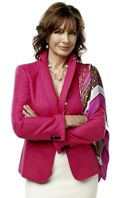 Picture of Anne Archer Anne Archer, Dressed To The Nines, Female Form, Beautiful Outfits, Pin Up, Bell Sleeve Top, Classy, Actresses, Blazer
