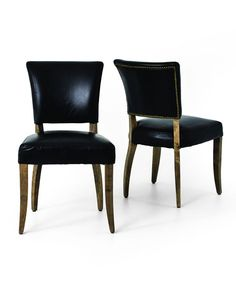 33 best black leather dining chairs images in 2019 home decor rh pinterest com