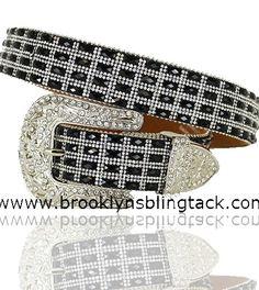 Black Rhinestone, Crystal Rhinestone, Bling Belts, Crystals, Accessories, Fashion, Moda, Fashion Styles, Crystal