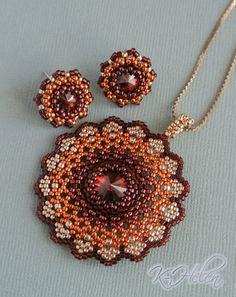 Seed Bead Necklace, Beaded Earrings, Beaded Bracelets, Seed Beads, Handmade Beaded Jewelry, Beaded Jewelry Patterns, Collar Redondo, Bead Embroidery Jewelry, Bead Jewellery