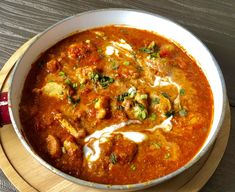Kurczak Tikka Masala - Blog z apetytem Asian Recipes, Healthy Recipes, Ethnic Recipes, Cookery Books, Tasty Dishes, Food Inspiration, Dinner Recipes, Dinner Ideas, Food And Drink