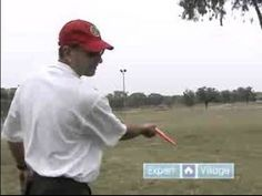 How to Play Disc Golf : Skipping Disc Technique for Disc Golf