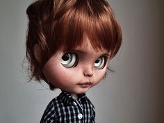 The cutest Blythe boy I´ve seen so far!  Kenneth | por τiiNa ☀