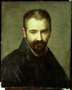 Self portrait - Correggio (Antonio Allegri)