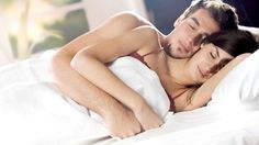 How long after sex can I get pregnant? Will lying on your back after intercourse help you get pregnant? How Soon After Sexual Intercourse Do You Conceive? Find out here. Couple Cuddle In Bed, Couple Sleeping, Sleeping Alone, Couple Bed, Cute Couples Cuddling, Happy Couples, Enhancement Pills, Male Enhancement, Relationship Tips