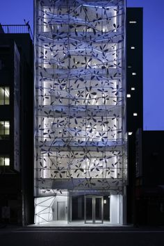 Dear Ginza in Tokyo, Japan designed by amano design office © nacasa & partners Inc.