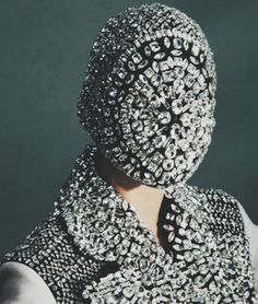 Saving Face Victor Demarchelier for Harper's Bazaar US October 2012