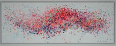 """#Popart - Sabine Nielsen, Spotty, 2012 - 2013. Sabine Nielsen is a Franco-Danish painter. Her inner vision is expressed through what is seen and felt in the present moment. Her constant inspiration is the timeless and endlessly renewable """"circle of life"""", explored through different mediums(...). http://www.spotuart.com/collections/artist-nielsen-sabine #onlineartgallery - #contemporaryart - pop art - online art gallery - contemporary art"""