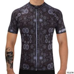Hot Sale Punisher Breathable Cycling Jersey Summer Mtb Short Anti-sweat  Bicycle Clothing Quick Dry 54bfc70fb