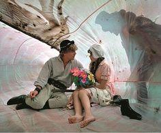 Perinbaba, 1985 - Jakub and Alzbeta (Tobias Hoesl, Petra Vancíková) Yellow Brick Road, 7 Deadly Sins, Childhood Memories, Fairy Tales, Nostalgia, Tobias, Petra, Kiss, Velvet