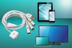 iPad-TV USB Connector