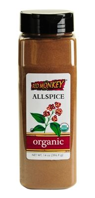 Food Service High Quality Allspice is a berry from the Jamaican pimento and is named for its similarities to the taste and smell of the combination of Cinnamon, Nutmeg, and Cloves. It has a warm, sweet flavor that lends itself to sweet and savory dishes. Monkey Food, Spices And Herbs, Jamaican Recipes, Commercial Kitchen, Food Service, Savoury Dishes, Berry, Cinnamon, Corner