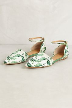 Medocie Flats from #Anthropologie