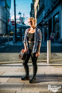 Street Style in Cardiff as part of the #SFSTour14 Gobinder Jhitta Photography