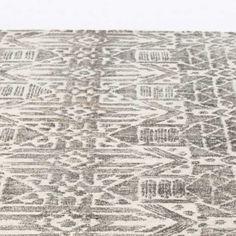 Hieroglyph Wool Rug