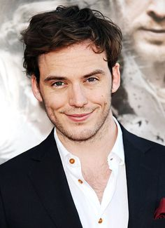 Come to think of it, Sam Claflin actually plays really good roles! Philip in Pirates of the Caribbean: On Stranger Tides, William in Snow White and The Huntsman and Finnick in Hunger Games: Catching Fire - he plays sweethearts!