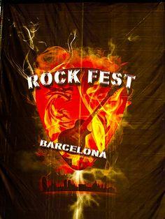 Rockfest !!! Festival heavy metal. No te lo puedes perder