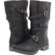 Madden Girl moto boots