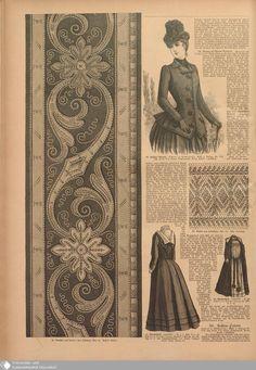 28 - Nr. 3. - Illustrierte Frauenzeitung - Seite - Digitale Sammlungen - Digitale Sammlungen