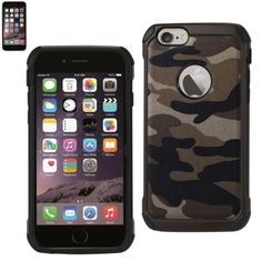 Reiko Design Hybrid Leather Protector Cover iphone6 plus/ 6S Plus