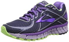 Brooks Women's Adrenaline GTS 16 Passion Flower/Lavender/Paradise Green Sneaker 11 B (M) *** Want to know more, click on the image.