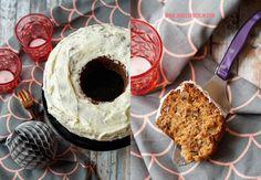 Rezept - Carrot Cake {nach Cynthia Barcomi} | The Nina Edition - The Nina Edition
