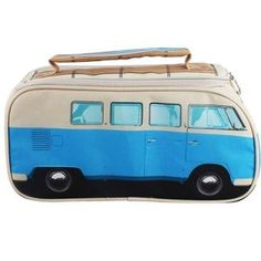 Vw Campervan Lunch Bag - lunch boxes & bags