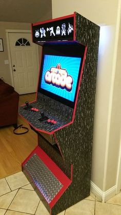 news mame arcade cabinet. Black Bedroom Furniture Sets. Home Design Ideas