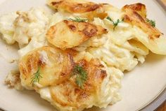 Best Homemade Scalloped Potato Recipe