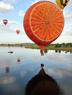 TOP Hot-Air Balloon Festivals in the World