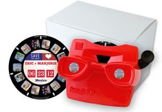 Viewmaster Save-the-Date