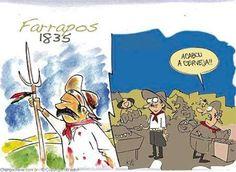 Diário de um Gaúcho Grosso: A NOVA REVOLUÇÃO FARROUPILHA