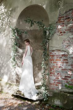 Alexandra Grecco 2015 Wedding Dresses - World of Bridal Wedding Dresses 2014, Wedding Gowns, Wedding Frocks, Wedding Bride, Wedding Events, Wedding Candy, Wedding Vendors, Summer Wedding, Dream Wedding