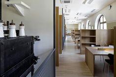 Map studio - Magnani Pelzel Architetti Associati, Tassinari Vetta Srl, MHK consulting Srl — Polo Museale del Porto di Trieste