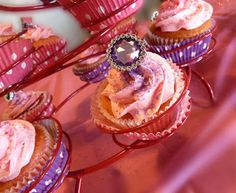 Inspiring Ideas with artist Jeanne Winters: Girl's 6th Birthday - A Jewel Party Part 1