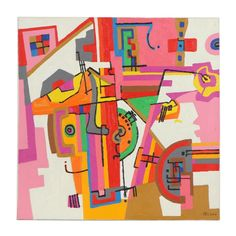 Everything But The House, Visual Puns, Canvas Signs, Wassily Kandinsky, Oil Painting Abstract, Art World, Wall Art Decor, Whimsical, Composition