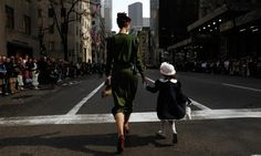 mother-daughter vintage city photo shoot - Google Search