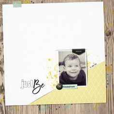 Just+be - Scrapbook.com