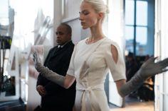 Backstage Pass: New York Fashion Week Fall 2014 -