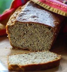 RECEITA RÁPIDA 24 h: Pão natural sem Carboidrato - sem Glutem - LowCarb - LCHF - Receita aqui