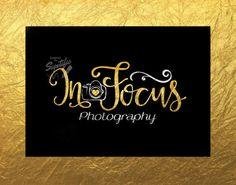 Gold foil Photography Logo Custom Gold leaf by SigntificDesigns Watermark Design, Logo Design, Gold Leaf, Gold Foil, Name Signature, Camera Logo, Leaf Logo, Photography Logos, Business Logo