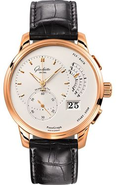 Buy Glashutte Original Art and Technik PanoGraph Watches, authentic at discount prices. Complete selection of Luxury Brands. All current Glashutte Original styles available. Fine Watches, Cool Watches, Watches For Men, Unique Watches, Gents Watches, Stylish Watches, Elegant Watches, Beautiful Watches, Amazing Watches