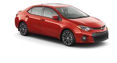Toyota Corolla 2015 | Toyota Canada