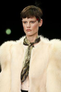 Givenchy Fall 2014 inspired Sonar Graham / Winter Deep House 1 http://fqoto.com/fqoto-aw2014-15-050-sonar-graham--winter-deep-house-1.html