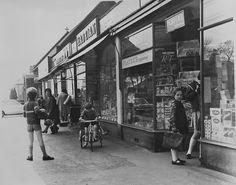 Tor186, Newton Road, High Heaton, Newcastle upon Tyne Sweet shop at the top of my street!