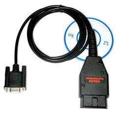 Volvo Diagnóstico cable serial