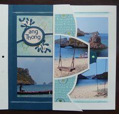 Nairobi, Punta Cana, Album Photo Scrapbooking, Photos, Layout, Melbourne, Studio, Grey Hair, Template