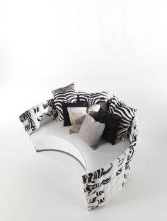 Roberto Cavalli Furniture #KingsofChelsea #LuxuryDesign #InteriorsStylist