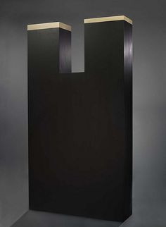 Keep, 1962  Anne Truitt, Born: Baltimore, Maryland 1921 Died: Washington, District of Columbia 2004  acrylic on wood 72 x 39 1/4 x 10 1/8 in. (182.9 x 99.7 x 25.7 cm.)  Smithsonian American Art Museum  Gift of Mr. and Mrs. Philip M. Stern 1972.172